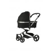 Kinderwagen Twister - zwart