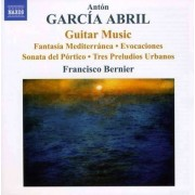 M. Abril - Fantasia Mediterranea (0747313238972) (1 CD)