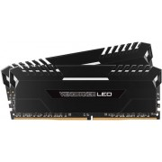 Memorii Corsair Vengeance LED White DDR4, 2x16GB, 3200 MHz, CL 16