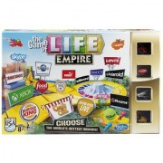 Hasbro The Game Of Life Empire Board Game