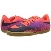 Nike Jr Hypervenom Phelon II IC Soccer (ToddlerLittle KidBig Kid) Total CrimsonVivid PurpleObsidian