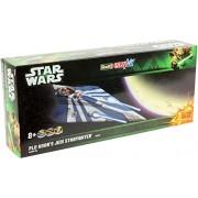 Revell 06689 Easykit - Caccia stella Jedi di Plo Koon, serie Guerre Stellari, scala 1:39