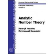 Analytic Number Theory by Henryk Iwaniec