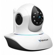 Camera IP PnP Megapixel (720P) Wireless Pan / Tilt Infrarosu, SD Card T7838WIP