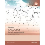 Thomas' Calculus: Early Transcendentals in SI Units by Maurice D. Weir
