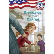 Rdread:Kidnapped at Capital L4 by Ron Roy