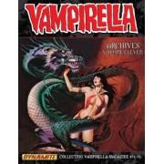 Vampirella Archives Volume 11 by Bob Larkin