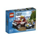 LEGO City Police Pursuit 129pieza(s) - juegos de construcción (Multicolor)