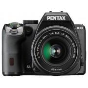 Pentax K-S2 kit (HD DA 18-50mm WR) (negru)