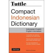 Tuttle Compact Indonesian Dictionary by Katherine Davidsen