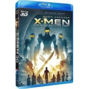 X-Men Days of Future Past BluRay Combo 3D+2D 2014