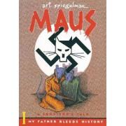 Maus: My Father Bleeds History v. 1 by Art Spiegelman