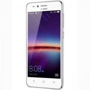 Смартфон Huawei Y3 II, LUNA-L01, 4.5 инча, Quad-core, 1GB RAM, 8GB, LTE, Android 5.1, Бял, 6901443129331