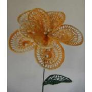 Fiore Arancio Doppio Petalo