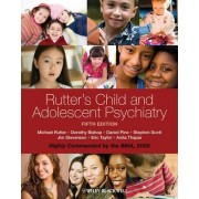 Rutter's Child and Adolescent Psychiatry by Sir Michael Rutter