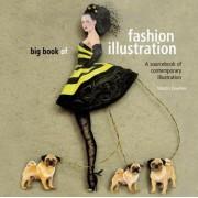 Big Book of Fashion Illustration by Martin Dawber