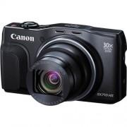 "Fotoaparát Canon PowerShot SX710HS, Black - 20MP, 30x zoom, 25-750mm, 3,0"""