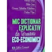 Mic dictionar explicativ de termeni eco-economici - Florina Bran