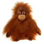 Fiesta Toys Brown Orangutan Plush Stuffed Animal Toy - 10 inches