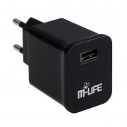 ALIMENTATOR PRIZA USB 2A M-LIFE ML0002