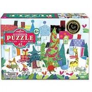 Christmas Parade 42 Piece Puzzle