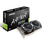 MSI GeForce GTX 1070 ARMOR 8G OC 8GB DDR5 256bit - Raty 10 x 183,90 zł