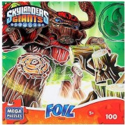 Skylanders Giants 100 piece Giant Tree Rex Foil Puzzle