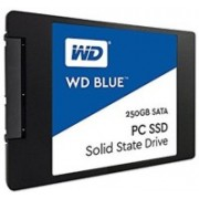 WD Blue PC 250 GB Desktop, Laptop Internal Solid State Drive (WDS250G1B0A)