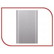 Sony Жесткий диск Sony 1Tb USB 3.0 HD-E1 Silver