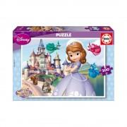 Educa Disney Szófia hercegnő puzzle, 100 darabos