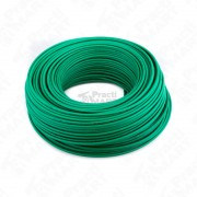 Cable Tipo THW-LS/THHW-LS Deslizable Indiana SLY311 Caja 100 m Calibre 12-Verde
