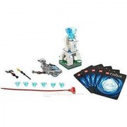 Game / Play LEGO Chima Ice Tower (70106) Features Ice Tower series wolf Speeder Battle for 6 CHI Toy / Child / Kid