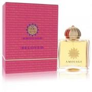 Amouage Beloved For Women By Amouage Eau De Parfum Spray 3.4 Oz