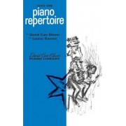 Piano Repertoire by CRC Laboratories Department of Anatomy and Physiology David Glover