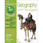Geography, First Grade by DK