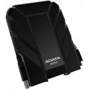 """HDD Extern A-DATA AHD710, 2.5"""", 2TB, USB 3.0, rezistent la apa si socuri (Negru)"""