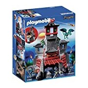 Playmobil 5480 Dragons Secret Dragon Fort - Multi-Coloured