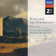C. Nielsen - Symphonies No.1-3 (0028946098523) (2 CD)