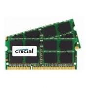 Crucial Mac 8GBKit (4GBx2) DDR3L 1866MHz SODIMM