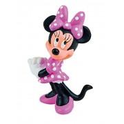 Bullyland 15349 - Walt Disney Mickey Mouse Club House - Minnie Classic
