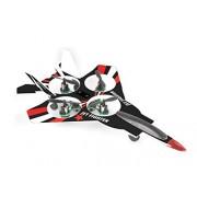 Revell - Quadrocóptero Jet-Fighter con radiocontrol (23946)