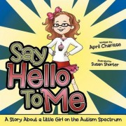 Say Hello To Me by April Charisse