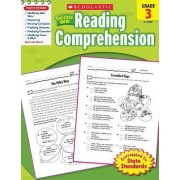 Scholastic Success with Reading Comprehension, Grade 3 by Robin Wolfe