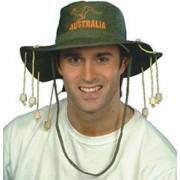 Australian Hat with Corks (gorro/ sombrero)