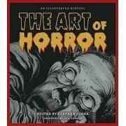 The Art of Horror by Stephen Jones