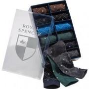 Royal Spencer 12er Pack Socken gemustert