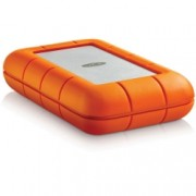 LaCie Rugged RAID - Hard disc extern , 4 TB, Thunderbolt, USB 3.0