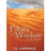 Seven Pillars of Wisdom by T E Lawrence