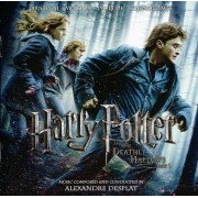 Alexandre Desplat - Harry Potter and The Deathly Hallows Part1 OST (0886977947124) (1 CD)