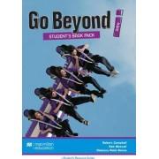 Go Beyond Student's Book Pack Intro A1 + Teacher's Resource Center, Presentation Kit + Online Workbook by Rebecca Benne
